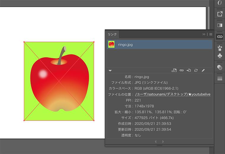 【Illustrator基本操作】イラレで画像を配置する方法
